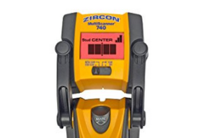 Zircon MS 740 stud finder reviewed