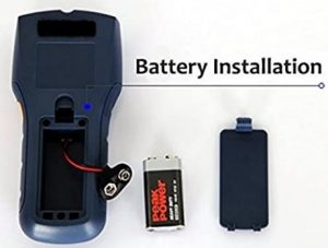 StudBoss Digital battery