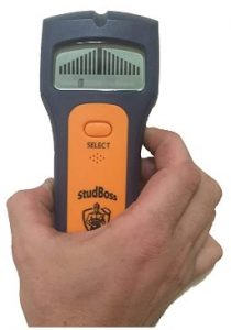 StudBoss Digital LCD Stud Finder