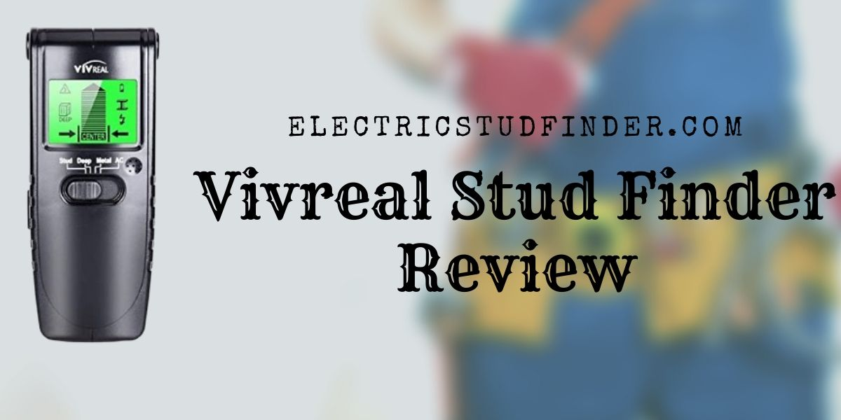 Vivreal Stud Finder Review