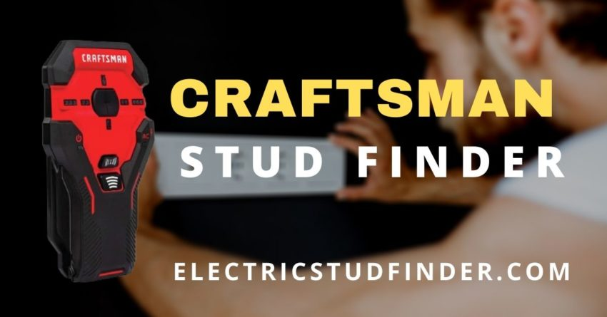 Craftsman Stud Finder
