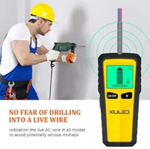 Kuled Stud Finder features
